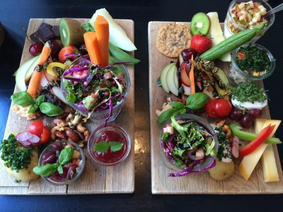 Onkel A: Vegan Brunch & Vegetar Brunch