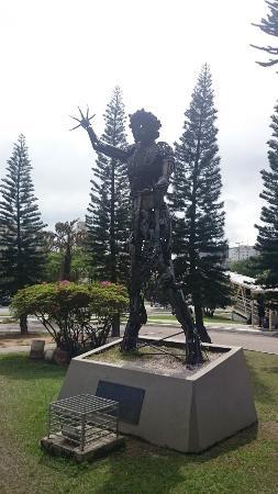 Monumento a Rita Maria