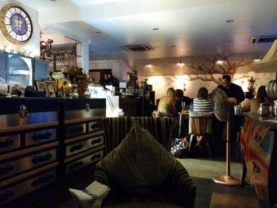24 Owls By Sometimes Bangkok Ekamai Restaurant Reviews Photos Tripadvisor