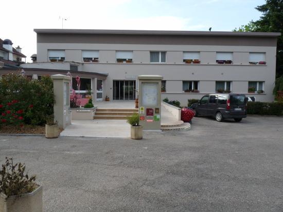 Baudricourt, ฝรั่งเศส: Hôtel