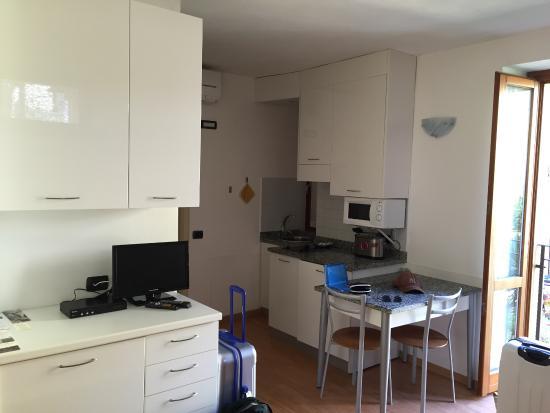 Residence il Borgo: The Studio