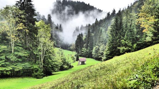 Pri Lenart Hotel: Walk Slovenia