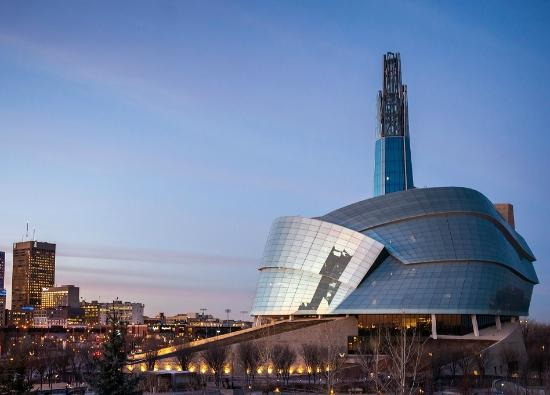 ‪Canadian Museum for Human Rights‬