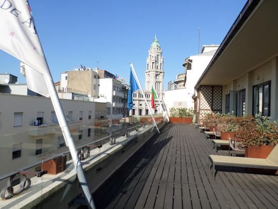 Pao de Acucar Hotel: View from our terrace