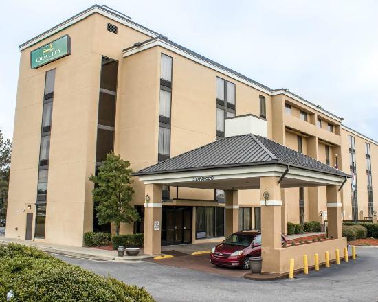 Quality Inn Medical Park: Exterior