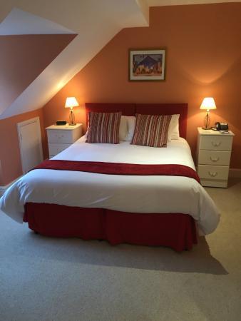 Victoria Lodge : King Guestroom