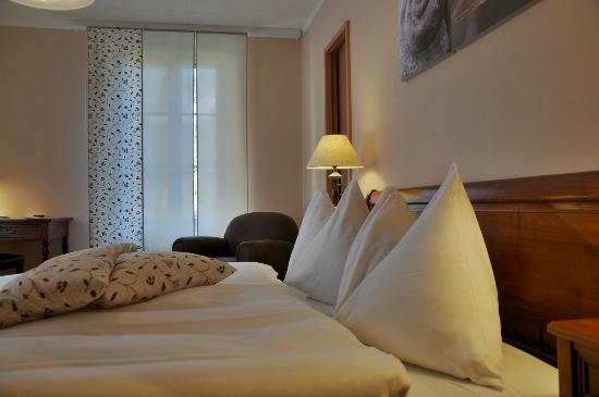 Hostellerie Les Chevreuils : Chambre