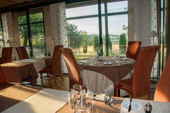 Hostellerie Les Chevreuils: Restaurant