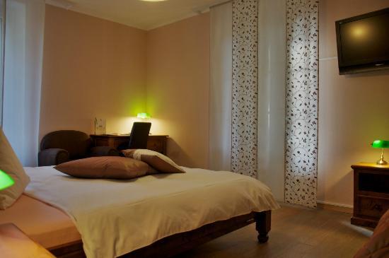 Hostellerie Les Chevreuils: Chambre