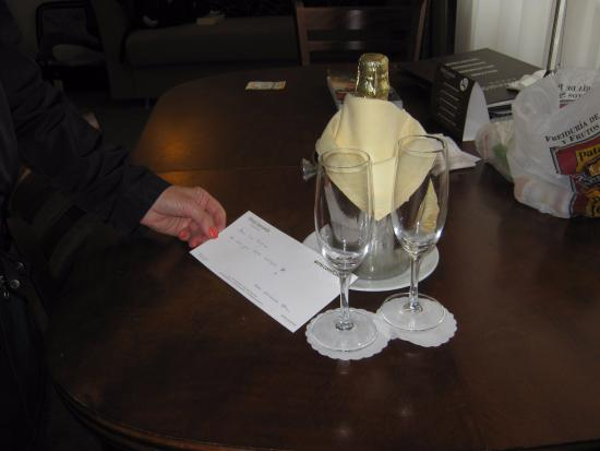 Hotel Leonardo Prague: A gift from the Hotel Leonardo