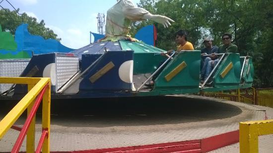 Appu Ghar Amusement Park: ride my fairy lady