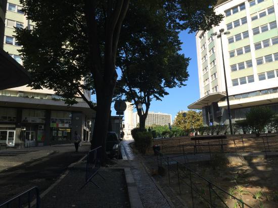 Hotel Dom Carlos Park: Frente do Hotel