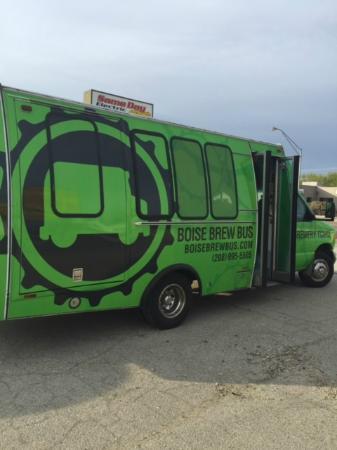 Boise Brew Bus