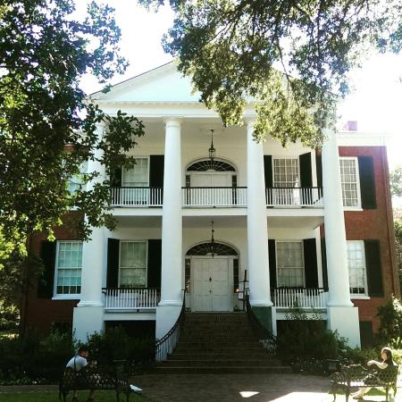 Natchez, MS: Rosalie Mansion