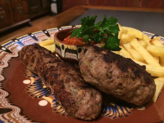 Restaurant Les 4 Saisons: Grill Bulgare