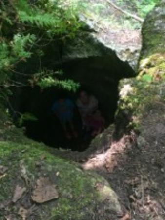 Lion's Head, Καναδάς: Pothole Lookout