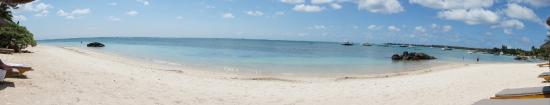 Le Cardinal Exclusive Resort: La plage du Cardinal