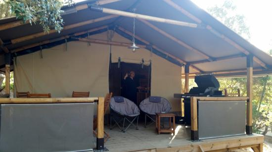 Pianottoli-Caldarello, Fransa: Lodge Kenya