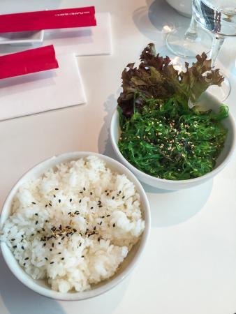 Restaurant planet sushi dans saint herblain avec cuisine - Cuisine plus saint herblain ...