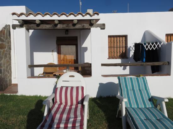 Casas El Molino: our accommodation
