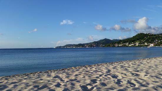 Radisson Grenada Beach Resort Grand Anse Hotel View