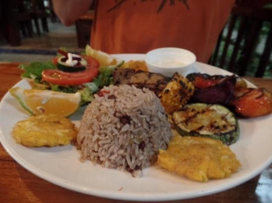 Selvin's: Typical plate