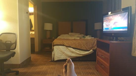 Extended Stay America - Fremont - Newark: Awe my Sweet Suite
