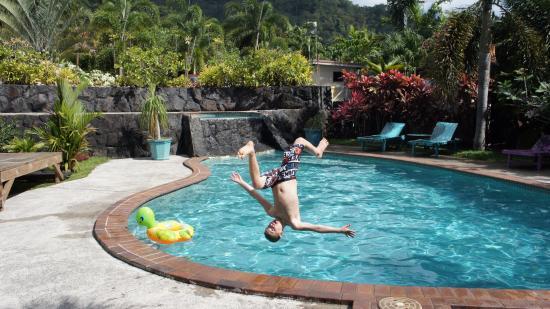 Le Manumea Hotel: Le Manumea Resort Pool