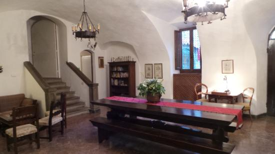 Ricavo, Italien: Partie détente