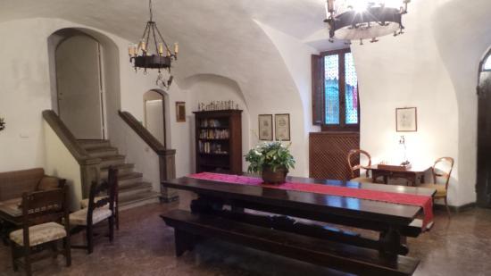 Ricavo, Italia: Partie détente