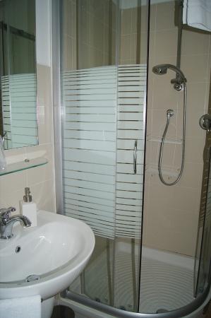 Lucca in Villa Elisa: Salle de bain douche