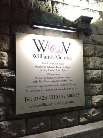 William & Victoria