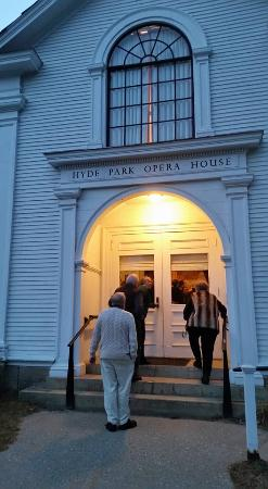 Hyde Park, VT: Gorgeous traditional Opera House