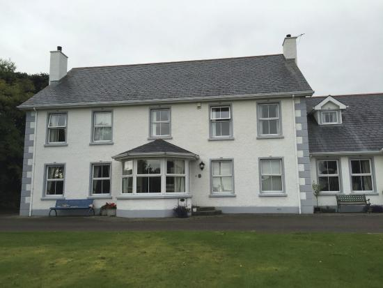 Claudy, UK: Front of Meadows B&B