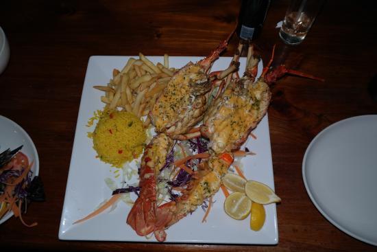 Isabella's Restaurant : XXL Cryafish, Isabella´s Restaurant