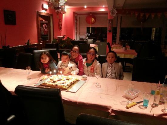 Lucky Garden Chinese Restaurant Vosseslag Klemskerke De Haan Foto Van Lucky Garden