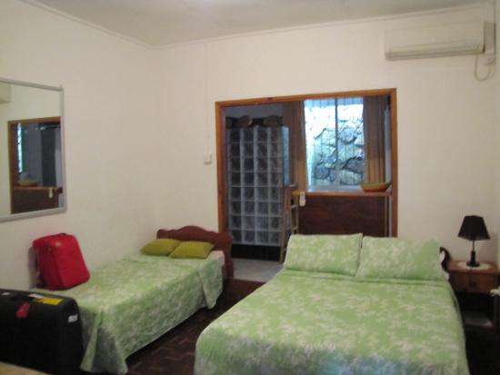 Chez Lorna: Hotelkamer