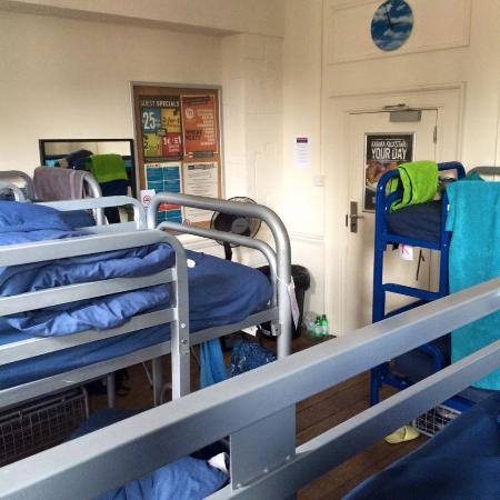 St Christopher's Inn Bath: 12 Bed dorm