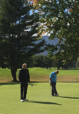 North Conway Country Club : golf