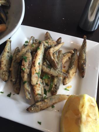 Thalassa Seafood Restaurant: Meze and fillet steak lunch