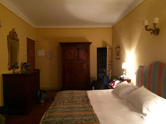Palazzo Ravizza: Our awesome room