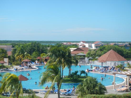 Memories Flamenco Beach Resort Hurricane