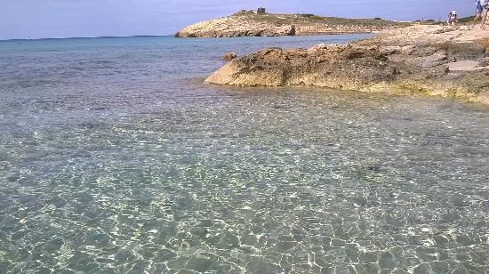 Menorca Vacations: Son Bou beach