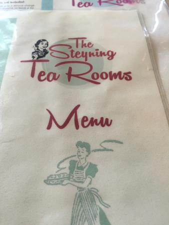 Steyning Tea Rooms: photo0.jpg