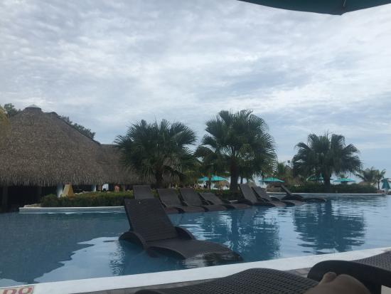 Sheraton Bijao Beach Resort - An All Inclusive Resort: Mejoren en los pocos días que estaré aquí por favor
