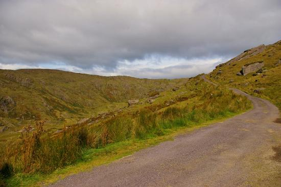 Knockboy and Priest's Leap: As I was going over the Cork and Kerry mountains...