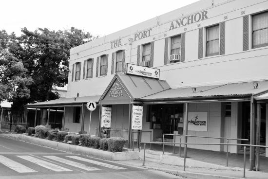 The Port Anchor Hotel