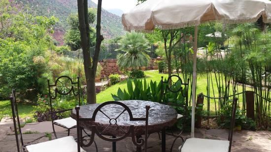 Ourika Garden: View 5