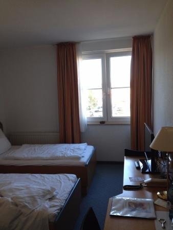 Businesshotel Berlin: комната