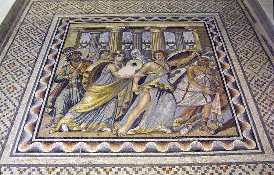 Gaziantep Zeugma Mosaic Museum - Picture of Zeugma Mozaik ...